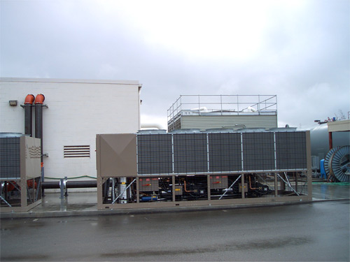 Major Telecommunications Carrier - Redwood City, CA - Data Center Capacity Upgrades